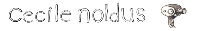 Cecile Noldus Retina Logo
